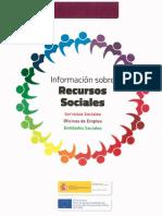 Recursos Sociales de La Comunidad de Madrid