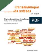 Degraff 2017 Langue Maternelle Comme Fondement Du Savoir MIT Haiti