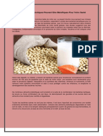 Les Aliments Probiotiques Peuvent Etre Bénéfiques Pour Votre Santé