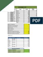 S6_Ejercicios de Excel_Herramientas Informáticas Tarea
