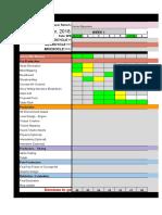 year 2 fmp schedule 2018