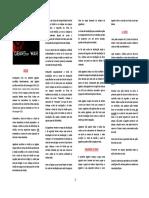 Livro de Regras (Fonte Elveciosan)