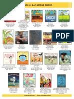 Spanish Language Books from Candlewick Press