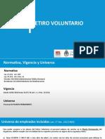 Manual Explicativo de Adhesion Al Retiro Voluntario