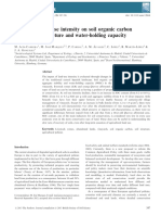Acín-Carrera, M.; José Marques, M.; Carral, P.; Álvarez, A. M -- Impacts of Land-use Intensity on Soil Organic Carbon Content,