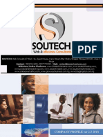 SOUTECH VENTURES Abridged Company Profile 052018