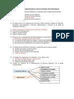 REACTIVOS DE ADMINISTRACIÓN DE TALENTO HUMANO POR COMPETENCIAS