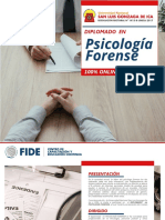 516 Psicologia Forense