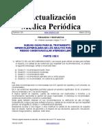 Dislipidemia - Guías Actuales - Riesgo CV