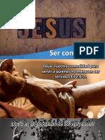 Ser Como Jesús # 3 Ayuno Congregacional Junio 2018