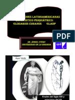 contribuciones latinoamericanas a gladp - glosarios cubanos - angel otero