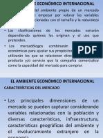 Caracteristicas Del Mercado Global