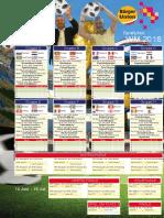 Fußball Wm 2018 Spielplan BürgerUnion