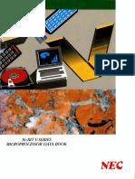 1991 16 Bit v-Series Microprocessor Data Book