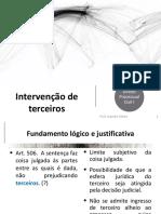 5.Leandro Gobbo-Intervencao de Terceiros