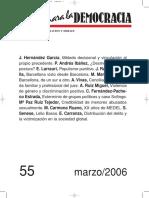 Revista 55 Marzo 2006