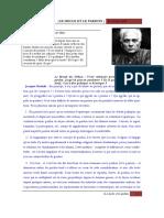 Jacques Derrida-Le Siecle & Le Pardon