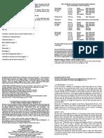 notice sheet 17th june 2018