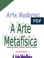 ARTE METAFÍSICA