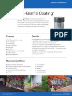 Anti Graffiti Brochure