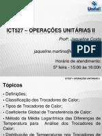 Aula 02 e 03 - Introdução Trocador de calor (2).pdf