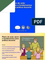 Plano de Aula - Apoio e Fundamentos Para a Prática Docente