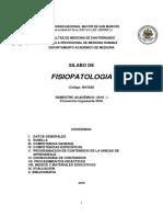 Aprobado.silabo Fisiopatologia 2018 Jas.mis Mhis