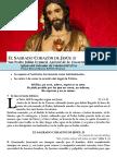 Hora Santa Con San Pedro Julián Eymard. El Sagrado Corazón (43.b)