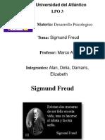 Teoria de Sigmund Freud