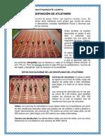 Definición de Atletismo