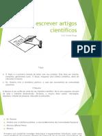 Como escrever artigos científicos.pptx