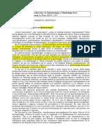Gianelia - Introduccion a Epistemologia y Metodo de Las Ciencias Sociales
