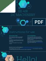 Dc Machine 1