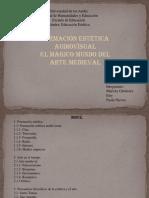 Diapositivas Exposicion Estetica 1ra Versión