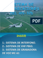 Sistema de Comunicaciones An32-b