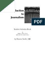 Student Activity Workbook