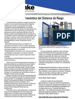MANTENIMIENTO DE PIVOTE CENTRAL REINKE