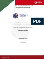 Larrea Gustavo Construccion Carretera Zona Amortiguamiento