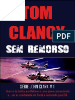 Sem Remorso - Tom Clancy