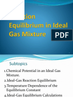 Reaction Equilibrium in Ideal Gas Mixture.pptx