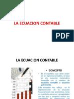La Ecuacion Contable