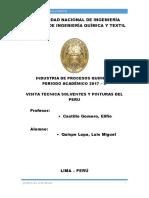 Visita Tecnica Solventes y Pinturas Del Peru (1)