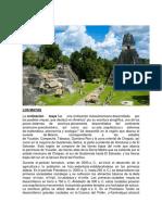 Ruinas Mayas