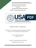 INDICE PRACTICA USAC
