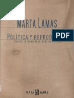 Politica y Reproduccion Marta Lamas