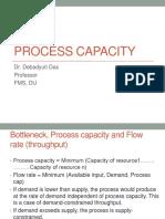 4.2 Process Capacity