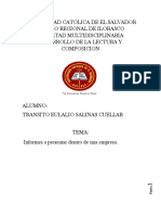 El informe.docx