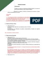 Revision de La Documentacion AME