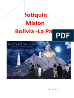 Botiquin Mision La Paz Bolivia Enero 2014 (New)