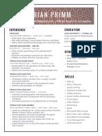 copy of brian primm resume temp  1
